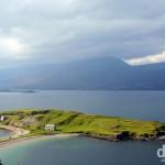 Overlooking Loch Eriboll, Sutherland, Highland, Scotland. September 15, 2014.