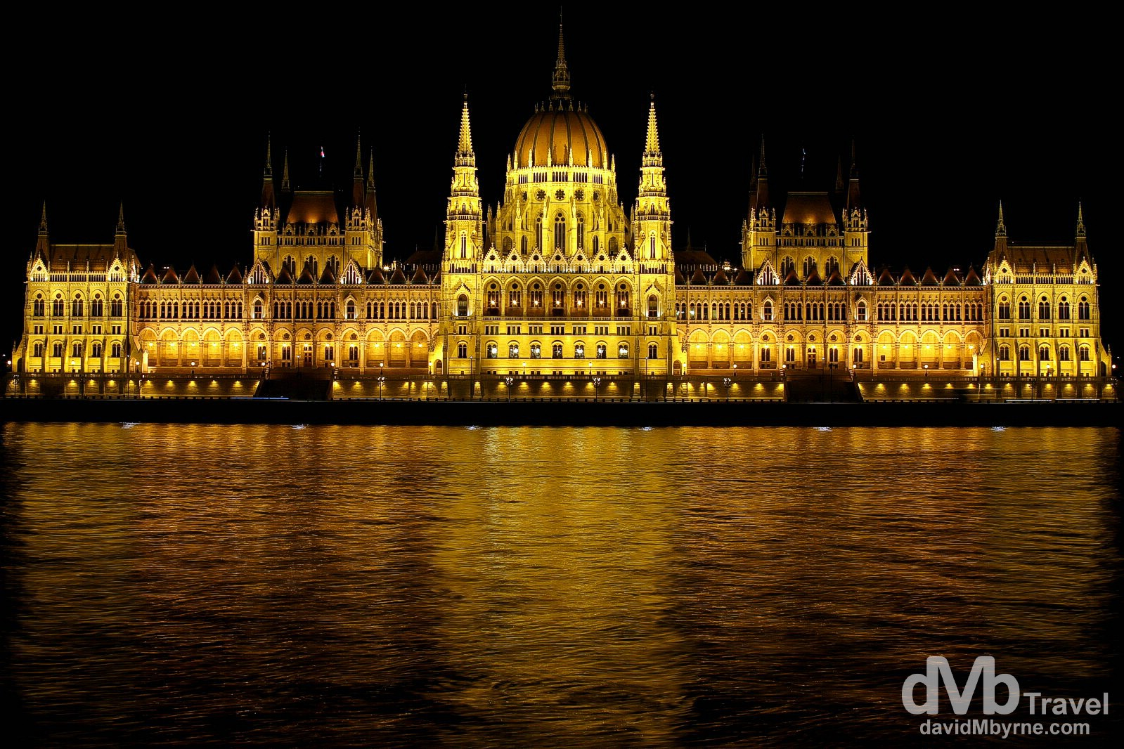 Budapest, Hungary || After Dark