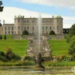 In the grounds of Powerscourt Estate, Enniskerry, Co. Wicklow, Ireland. August 31, 2014.