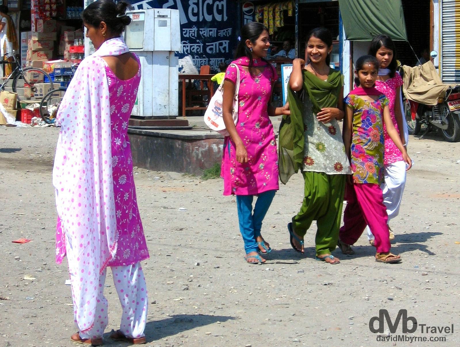 Sunauli, Nepal