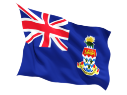 cayman_islands_fluttering_flag_256