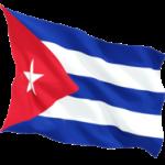 cuba_fluttering_flag_256