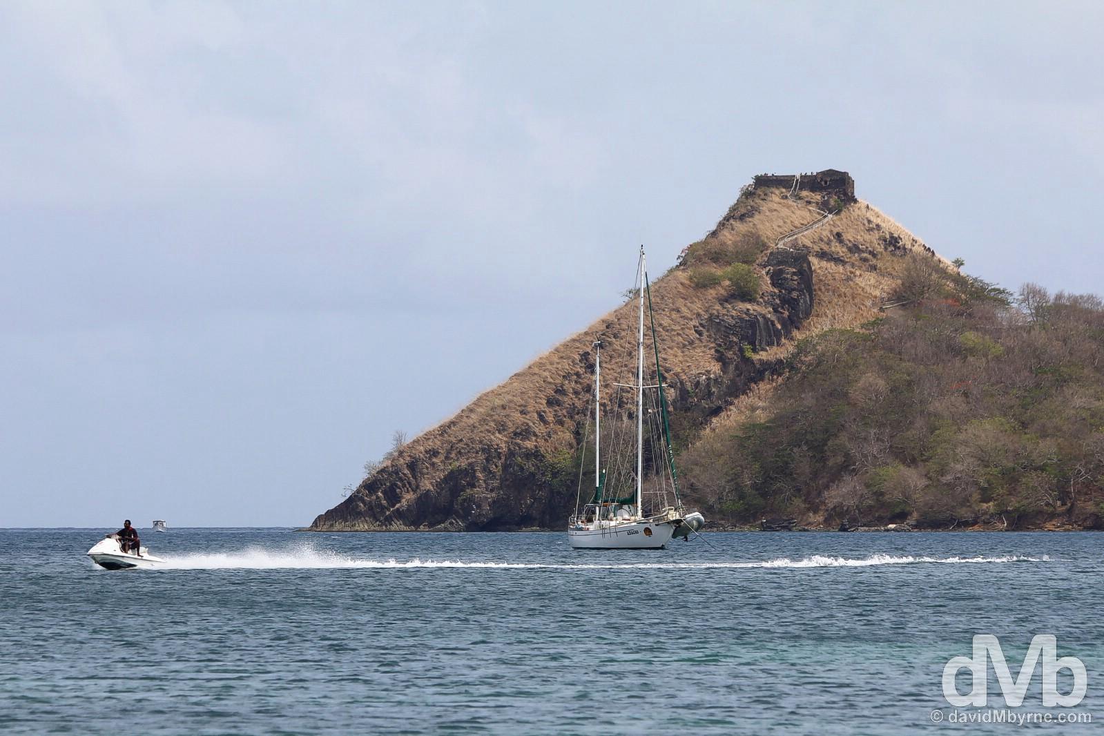 Rodney Bay, St. Lucia, Lesser Antilles. June 16, 2015.