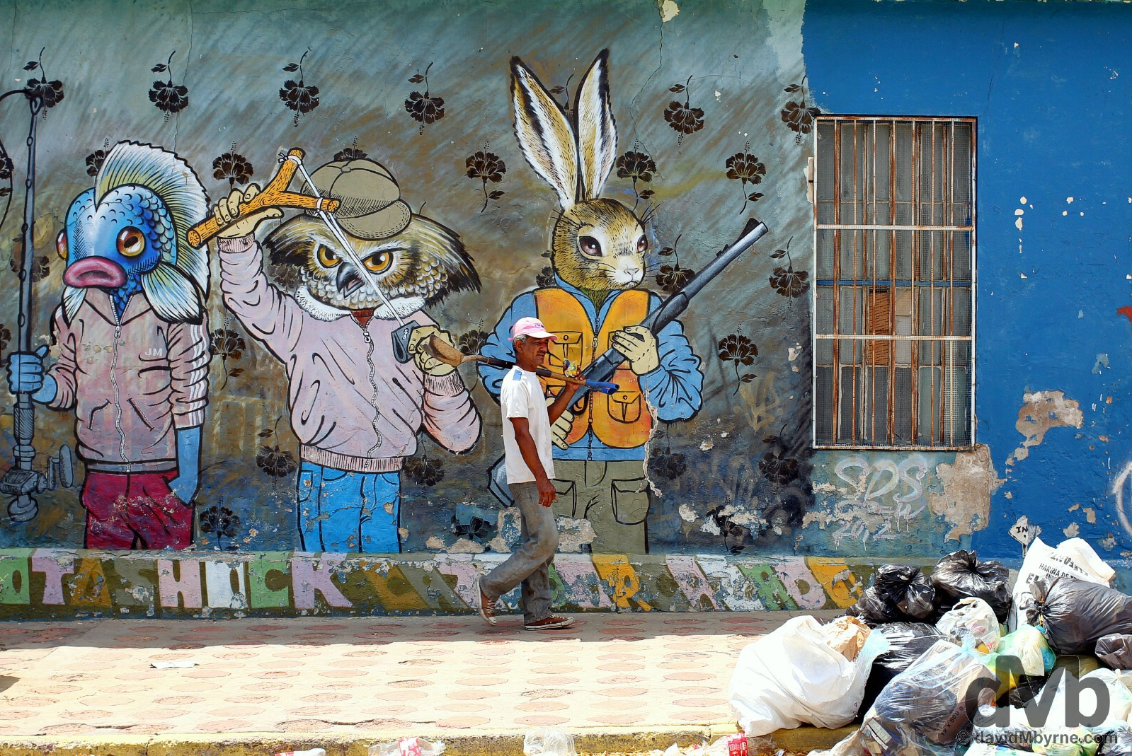 Santa Lucia, Maracaibo, Venezuela. June 22, 2015.