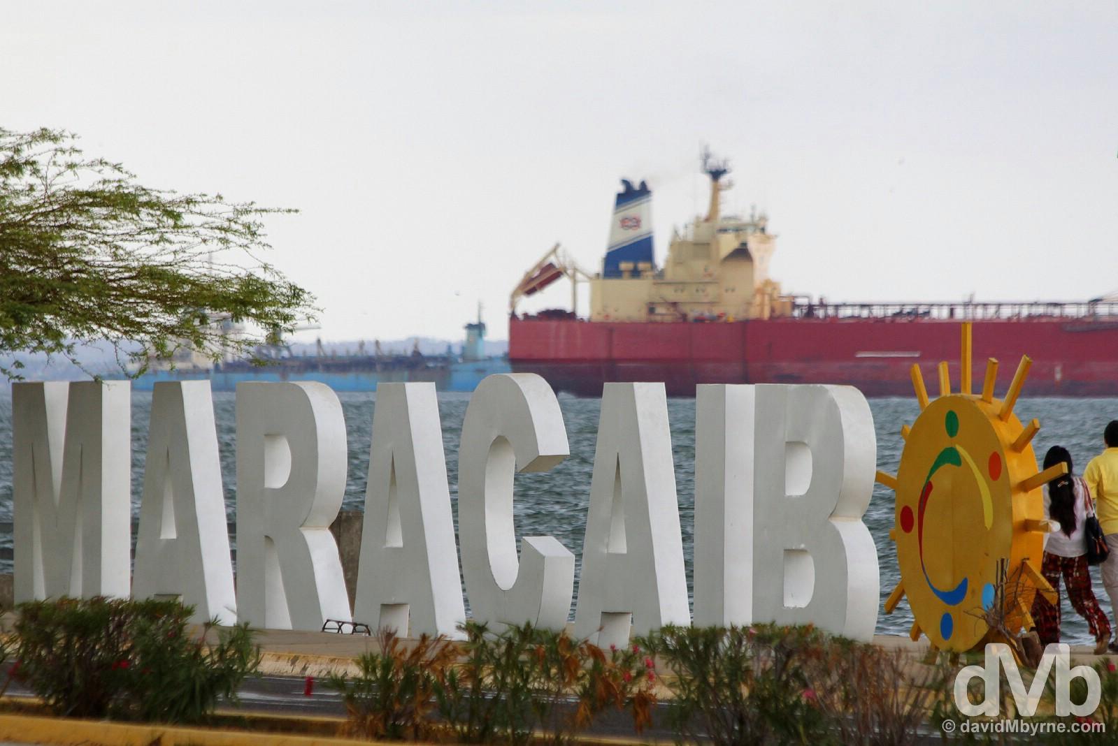 Vereda del Lago, Maracaibo Venezuela. June 22, 2015.