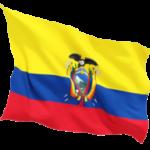 ecuador_fluttering_flag_256