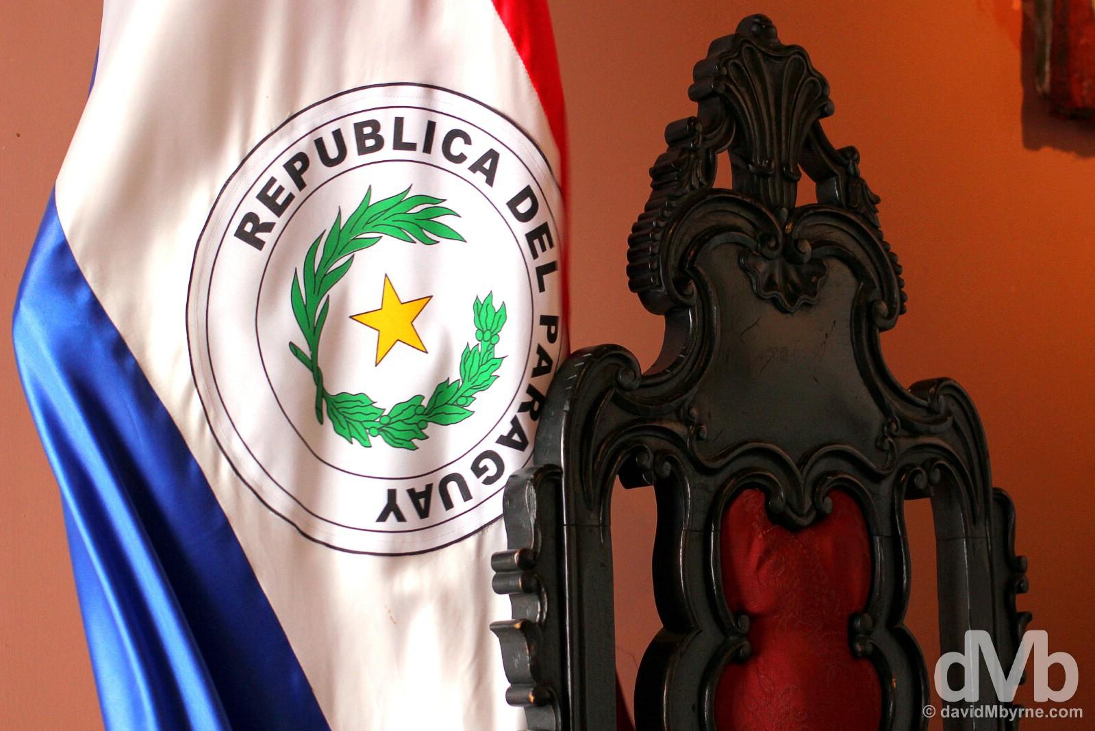 Casa de la Independencia in Asuncion, Paraguay. September 9, 2015.
