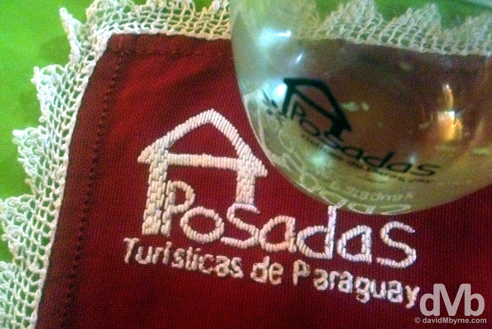 Posada Maria, Trinidad, southern Paraguay. September 14, 2015.