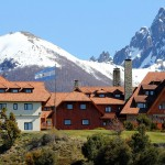 The Llao Llao Hotel in Patagonia, Argentina. October 18, 2015.