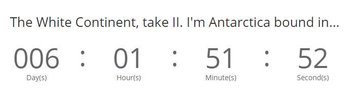 Countdown take 2