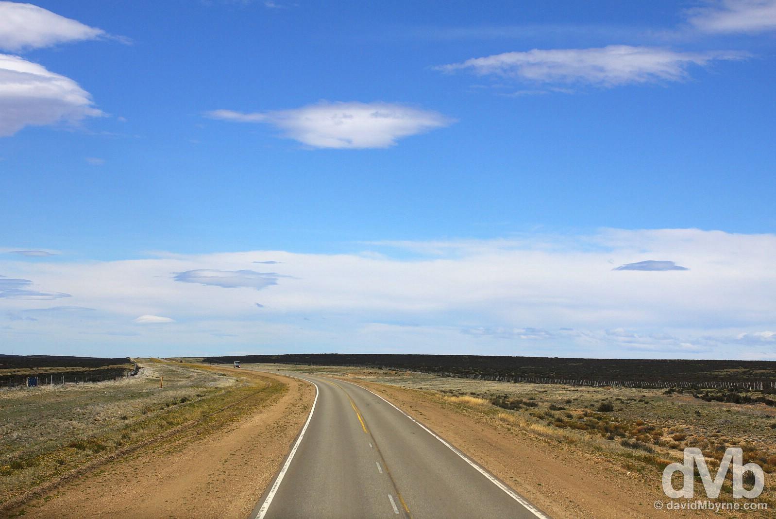 Ruta 5, Patagonia, Argentina. November 1, 2015.
