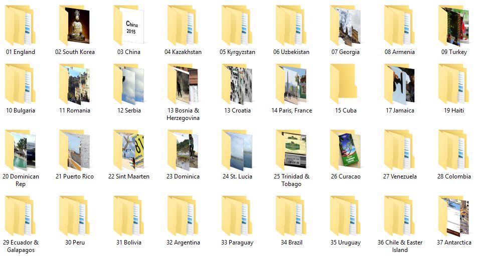 2015 Folders