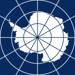 Antarctic Treaty System Flag