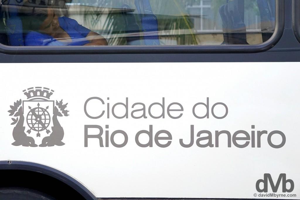 Rio de Janeiro, Brazil. December 11, 2015.