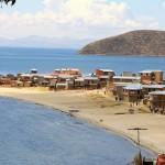 Challapampa, Isla del Sol, Lake Titicaca, Bolivia. August 24, 2015.