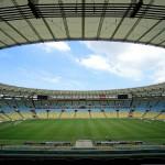 Maracana Stadium, Rio de Janeiro Brazil. December 11, 2015.