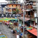 Montanita, Ecuador. July 23, 2015.