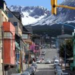 Ushuaia, Tierra del Fuego, Argentina. November 15, 2015.
