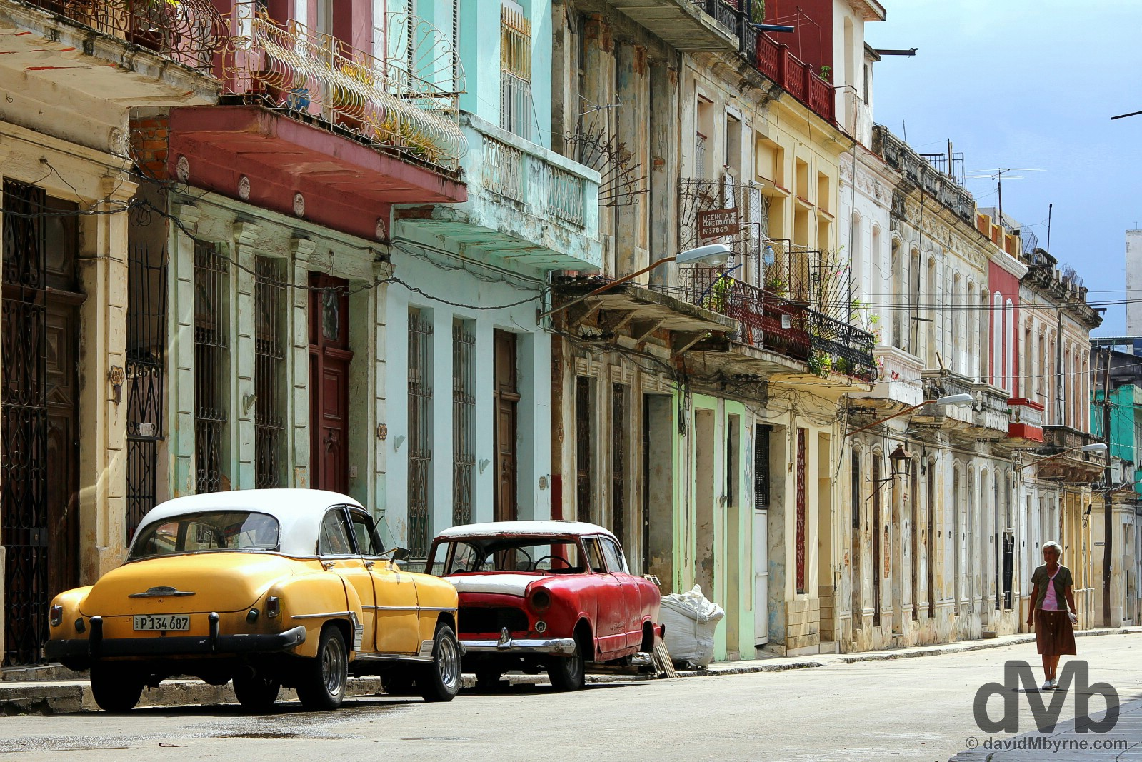 Havana, Cuba. May 1, 2015.
