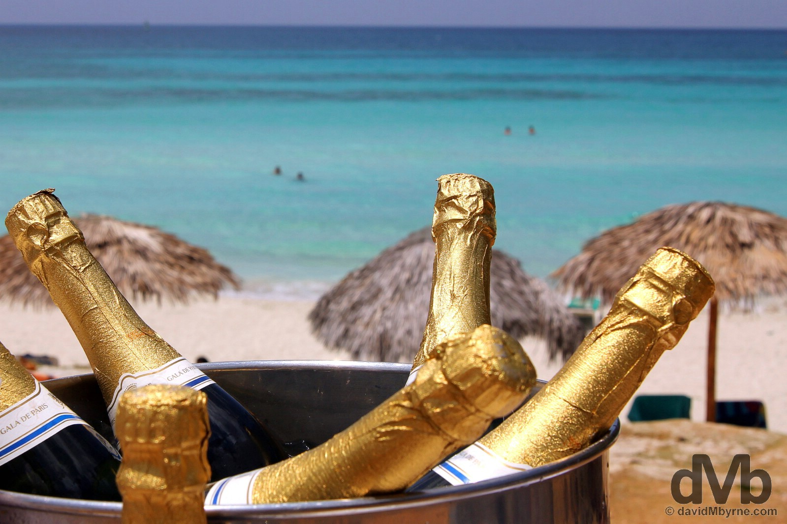 Chris & Liane's wedding. Breezes Bella Costa resort, Varadero, Cuba. April 27, 2015.