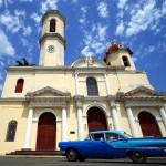 Cienfuegos, Cuba. May 8, 2015.