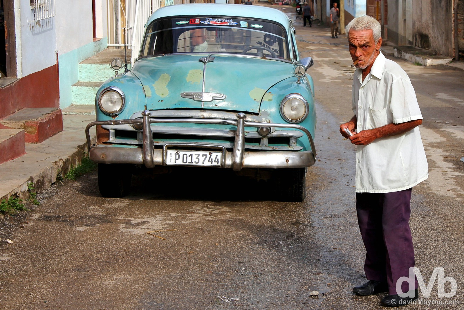 Trinidad, Cuba. May 5, 2015.
