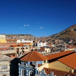Potosi, Bolivia. September 1, 2015.
