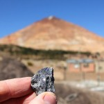 Twinkle twinkle. Unprocessed minerals in Potosi, Bolivia. September 1, 2015.