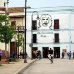 Plaza de los Trabajadores, Camaguey, Cuba. May 4, 2015.