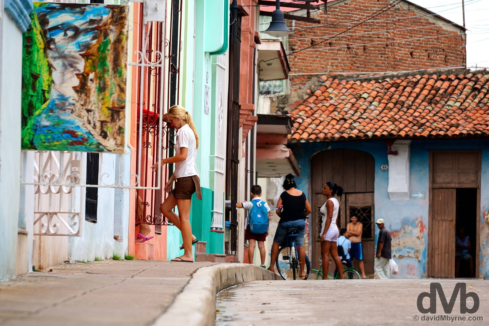 Camaguey, Cuba. May 4, 2015.