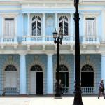 Casa de la Cultura Benjamin Duarte, Cienfuegos, Cuba. May 8, 2015.