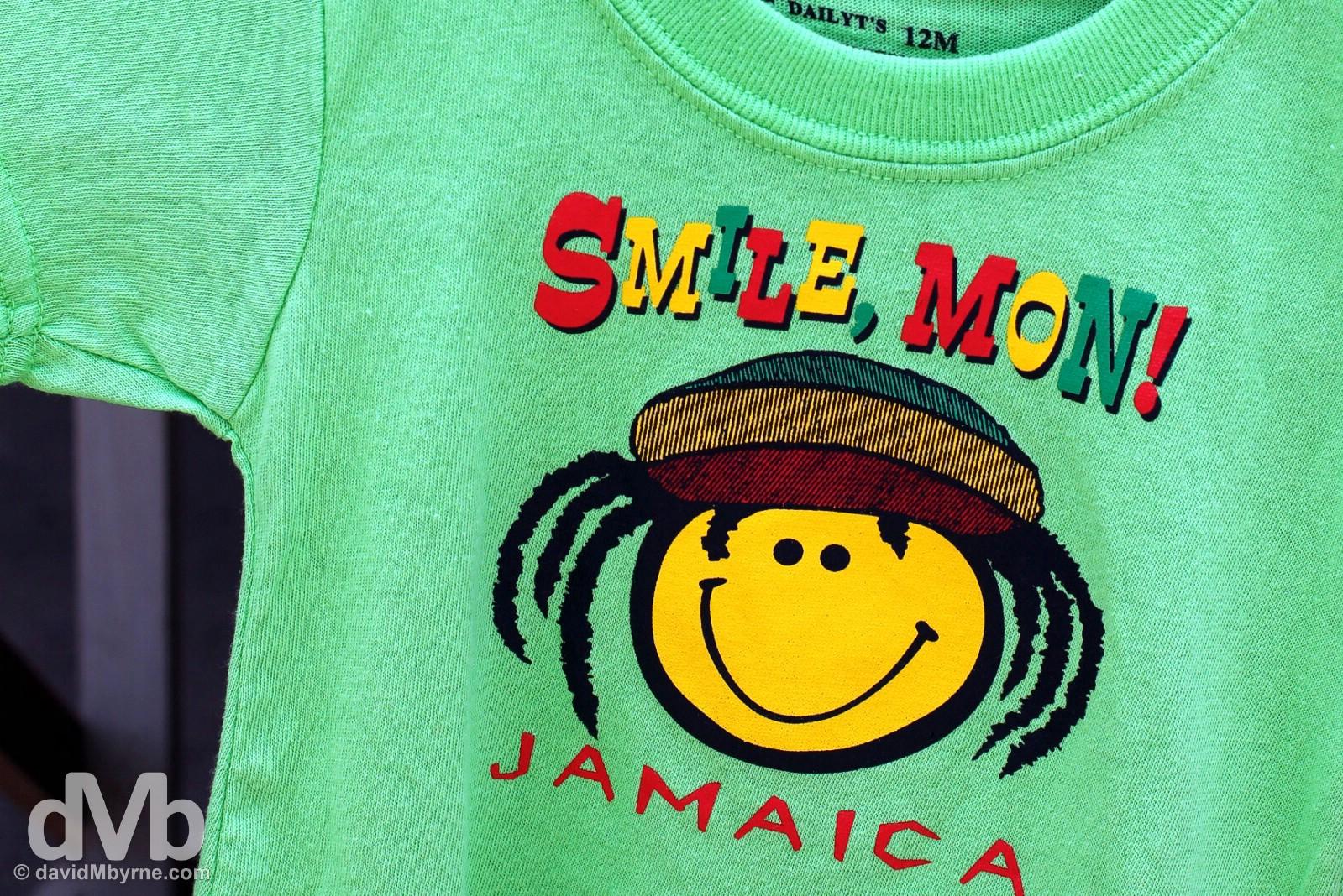 Smile, Mon! Jamaica.