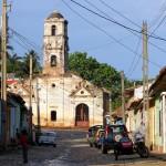 Iglesia de Santa Ana, Trinidad, Cuba. May 5, 2015.