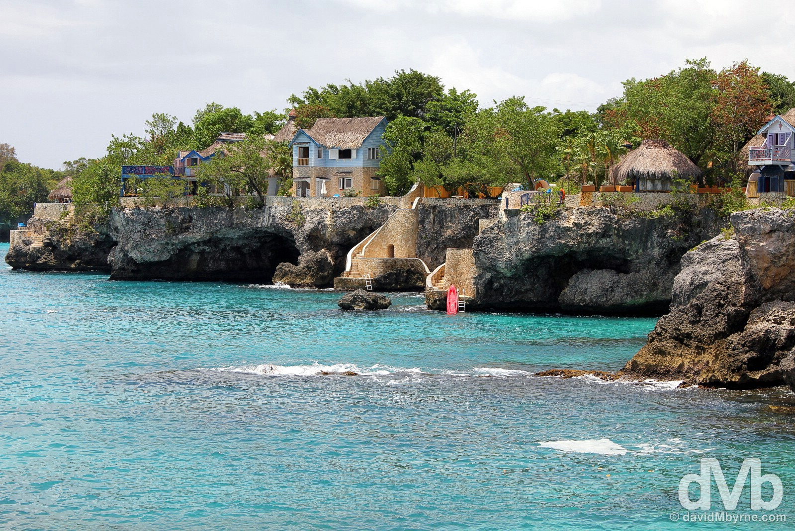 Negril, Jamaica. May 14, 2015.