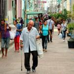 Republica, Camaguey, Cuba. May 4, 2015.