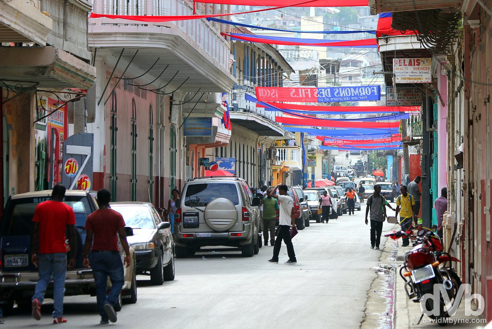 of Worldwide Destination  - streets Haiti The Cap-Haïtien