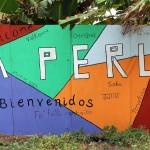 La Perla, Old San Juan, Puerto Rico, Greater Antilles. May 31, 2015.