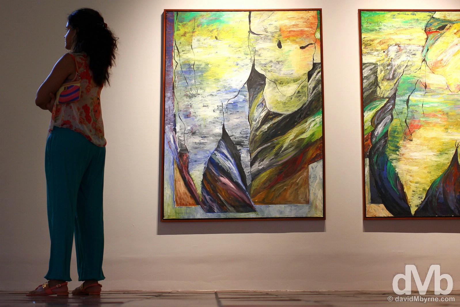 Museo de San Juan, Old San Juan, Puerto Rico, Greater Antilles. May 31, 2015.