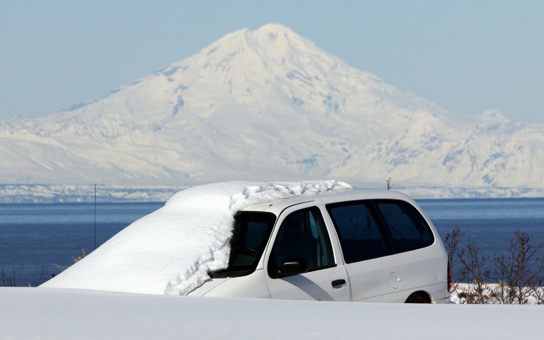 Sterling Highway, Alaska, USA