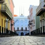 Old San Juan, Puerto Rico, Greater Antilles. June 2, 2015.