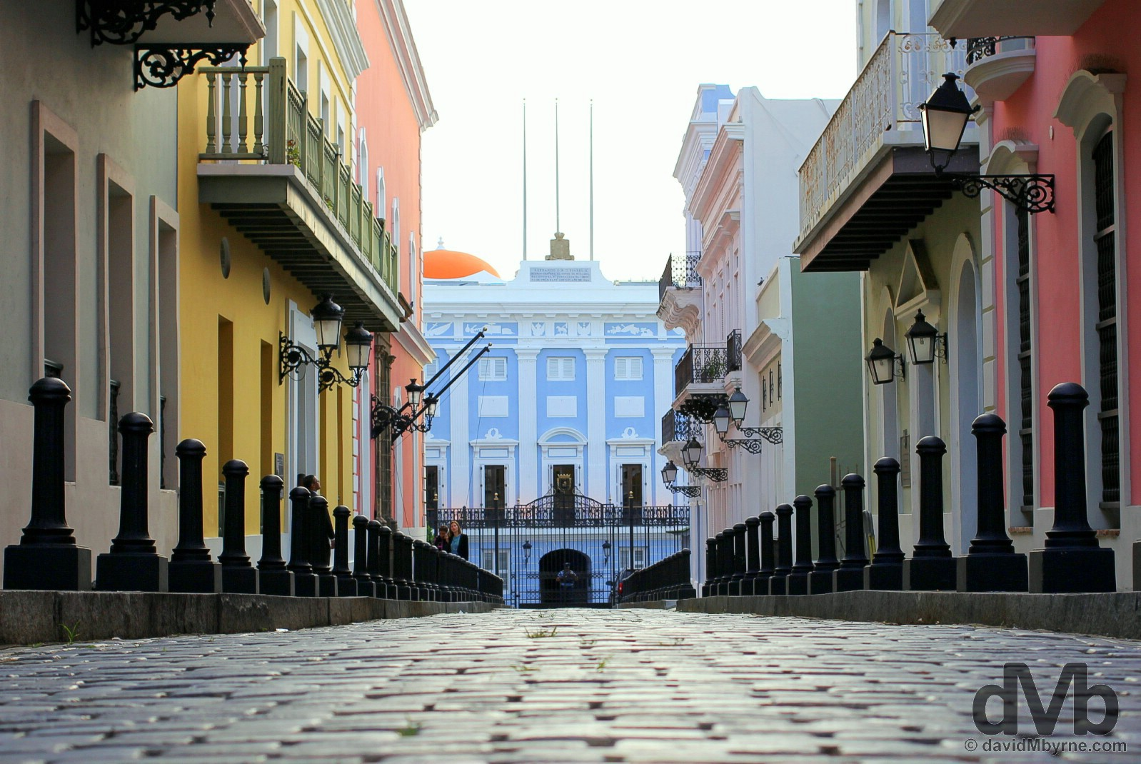 Old San Juan, Puerto Rico, Greater Antilles. June 2, 2015.