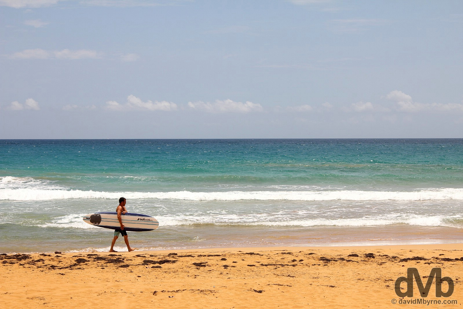 Playa Luquillo, eastern Puerto Rico, Greater Antilles. June 5, 2015.
