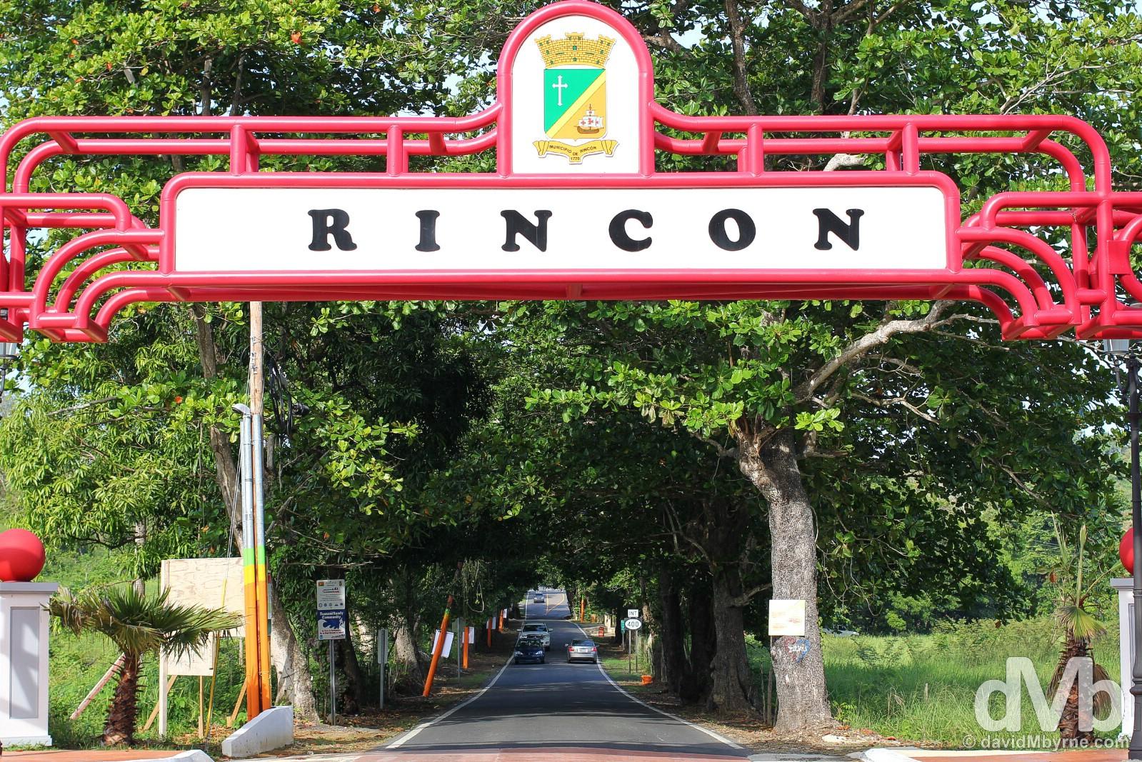 Rincon, western Puerto Rico, Greater Antilles. June 4, 2015.