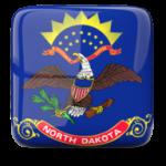 north_dakota_glossy_square_icon_256