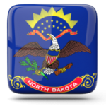 north_dakota_glossy_square_icon_256