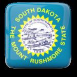 south_dakota_glossy_square_icon_256