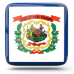 west_virginia_glossy_square_icon_256