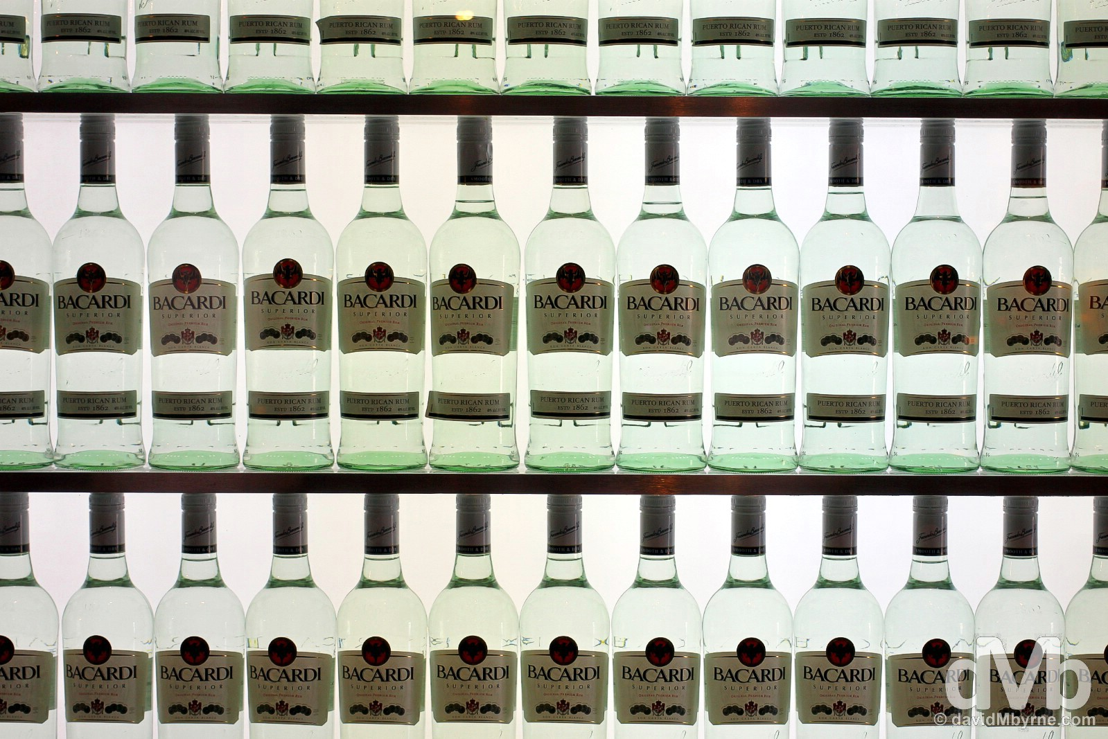Casa Bacardi, a.k.a. the Cathedral of Rum. Cataño, Puerto Rico, Great Antilles. June 2, 2015.