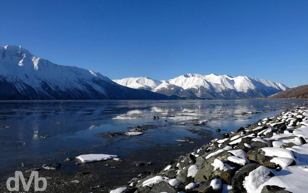 Seward Highway, Alaska, USA