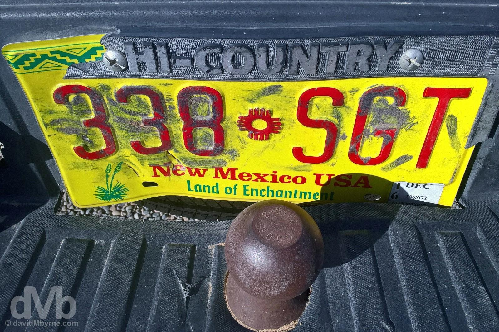 Teec Nos Pos Trading Post, Navajo Nation, Arizona. September 11, 2016.